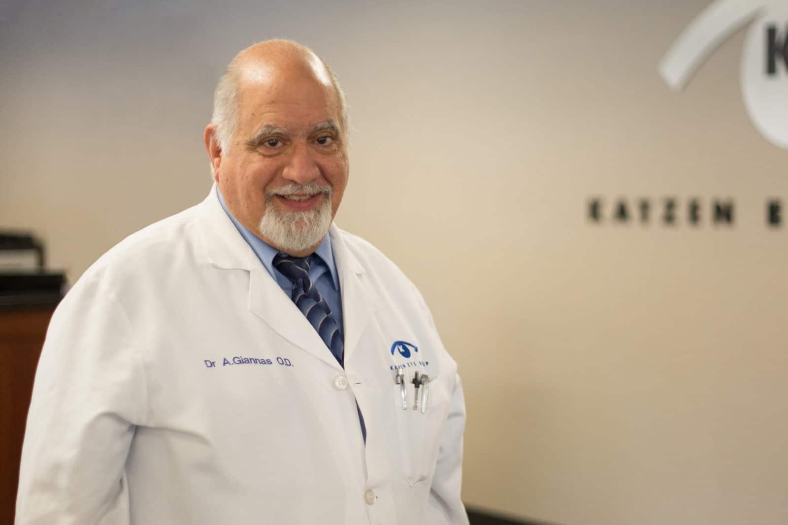 Dr. Apostolos J. Giannas