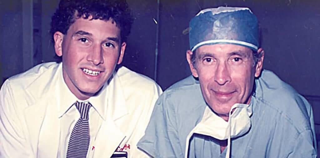 Older Pictures of Katzen Eye Group Doctors